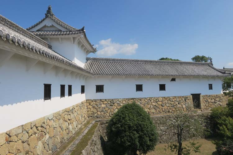 姫路城 ルの櫓