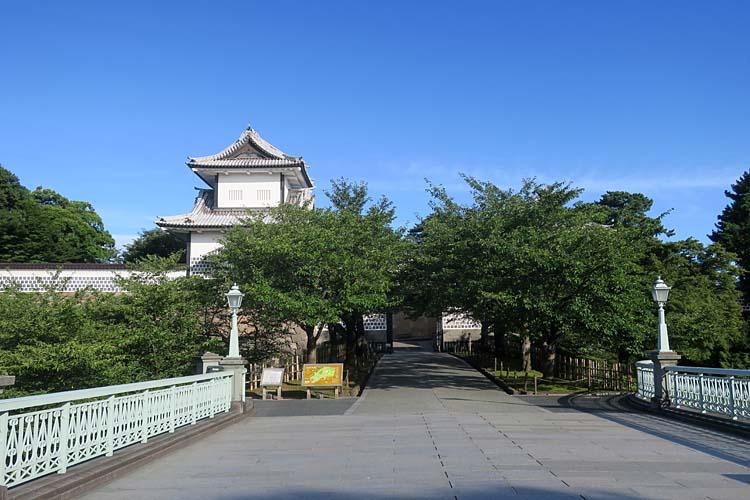 金沢城 石川橋