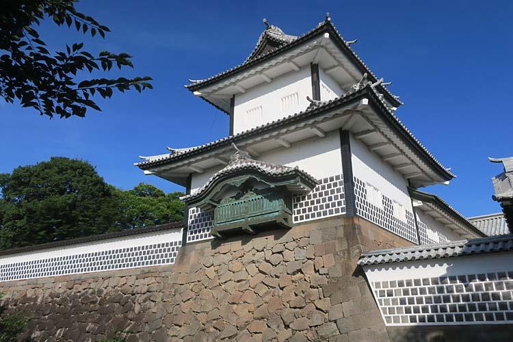 金沢城 石川櫓