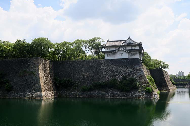 大阪城 乾櫓