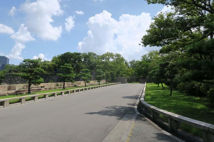 大阪城 京橋口