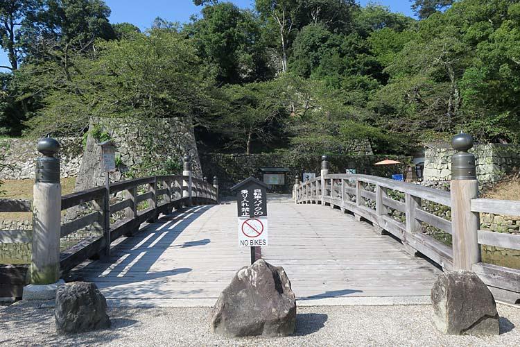 彦根城 表門橋