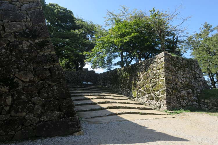 彦根城 鐘の丸入口