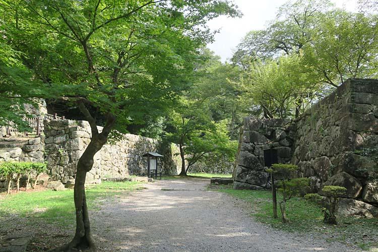 彦根城 大手門