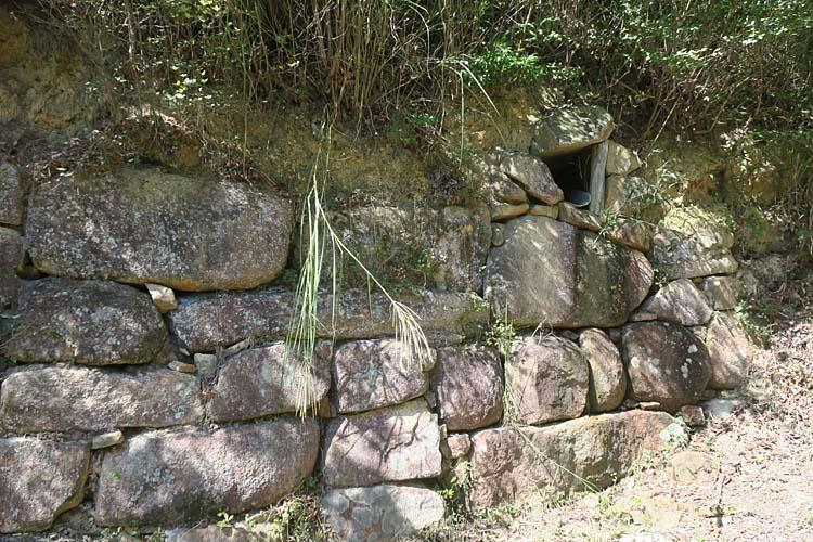 鬼ノ城 第2水門