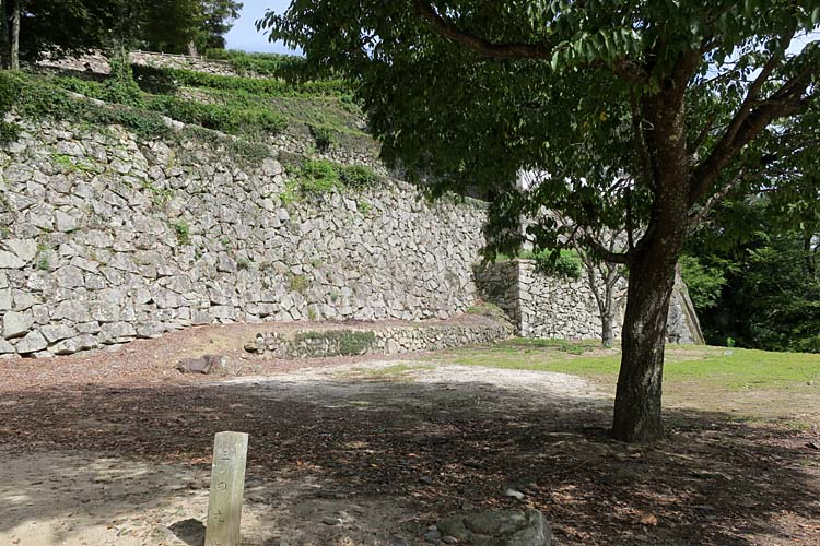 備中松山城 三の丸