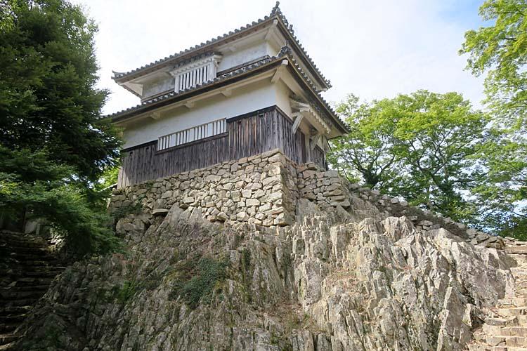 備中松山城 二重櫓