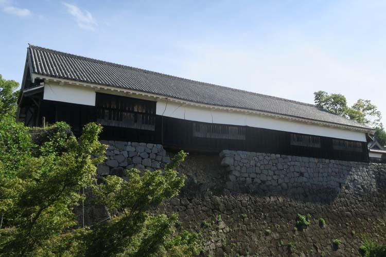 熊本城 数寄屋丸二階御広間