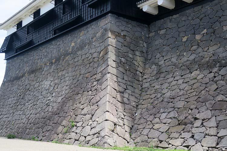 熊本城 天守台