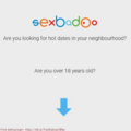 Free dating login - http://bit.ly/FastDating18Plus