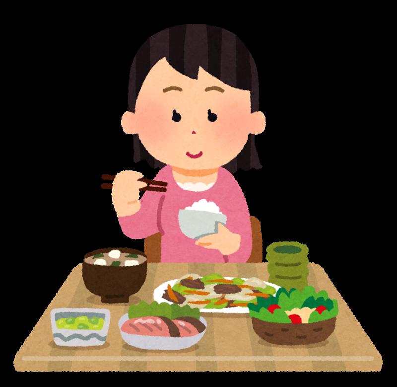 食事の改善で心と脳を快調に!4つのダメな食生活の乱れ!