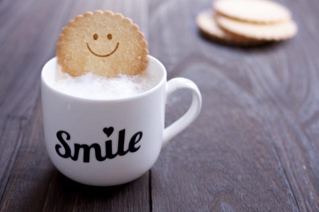笑顔と挨拶だけでも効果的