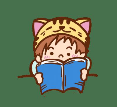 ねこひげ読書