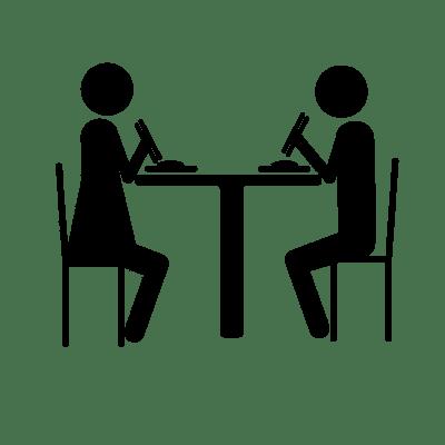 ①ランチョン・テクニック
