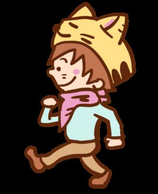 ねこひげ散歩