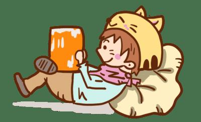 ねこひげ読書2