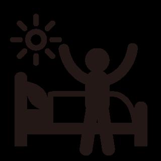 太陽光は体内時計を整える