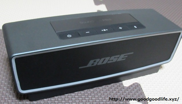 Bose-SoundLink Mini Bluetooth speaker II