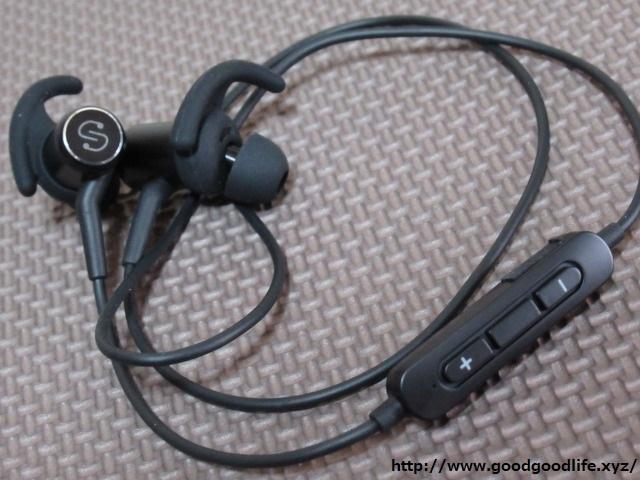 Bluetoothイヤホン SoundPEATS Q34