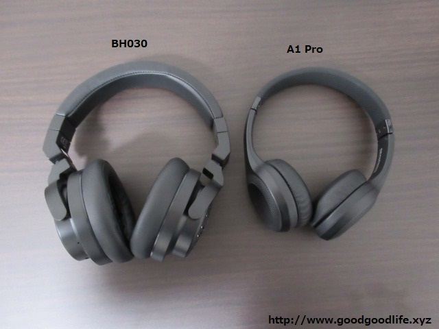 A1 ProとTT-BH030の比較