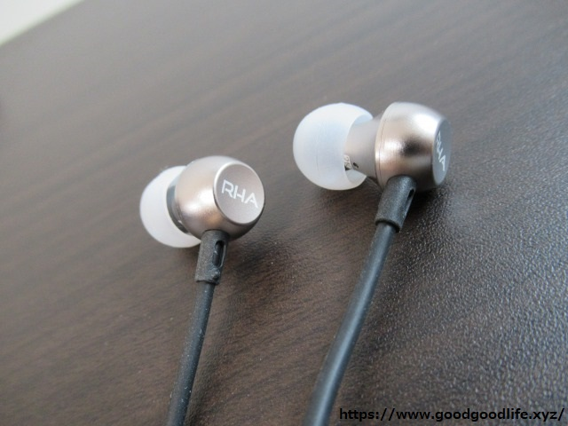RHA MA390 Wireless ハウジング