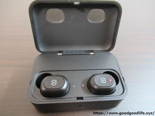 SoundPEATS Q32 充電機能付きケース2