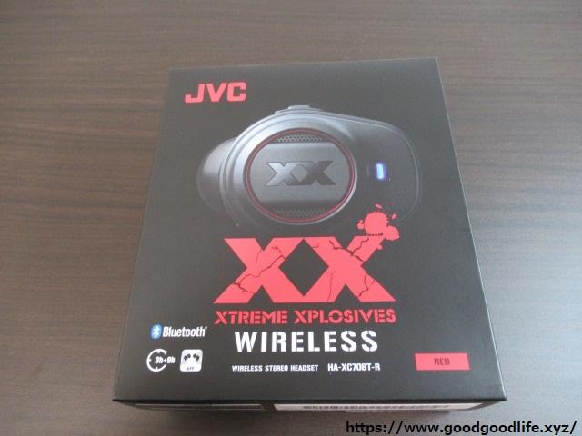 JVC HA-XC70BT 外箱