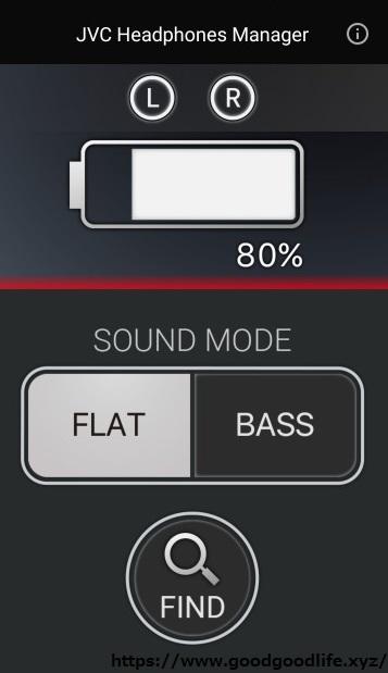 JVC HA-XC70BT アプリ