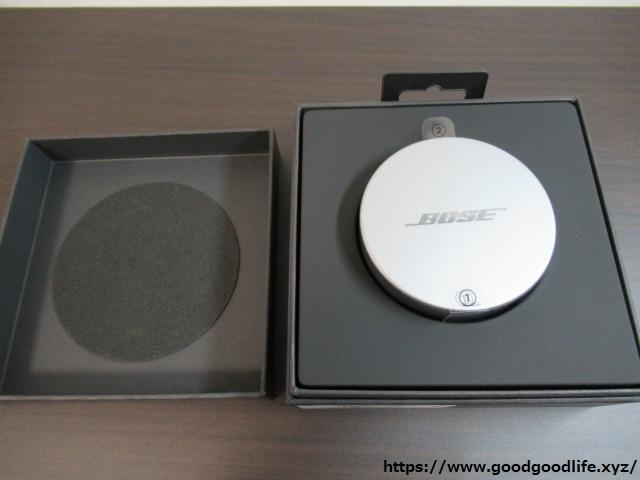 Bose noise-masking sleepbuds NMsleepbuds ケース1