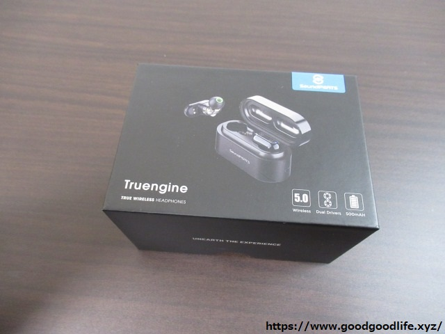 SoundPEATS Truengine Q42 外箱
