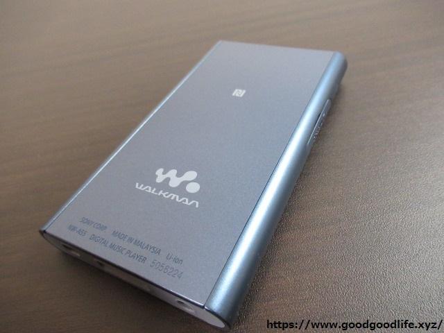ウォークマン NW-A55 b