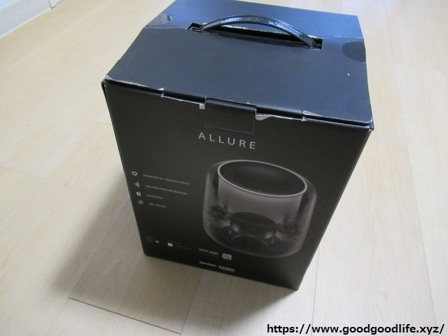 Harman Kardon ALLURE 外箱