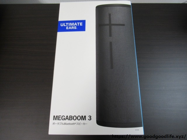 Ultimate Ears MEGABOOM3 外箱1