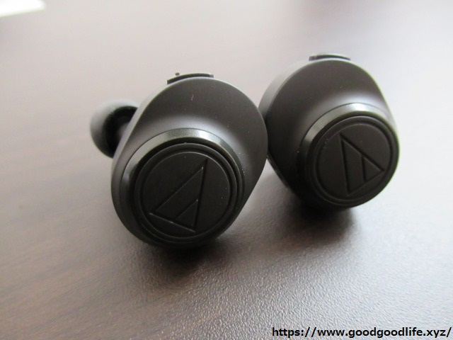 audio-technica ATH-CKR7TW イヤホン1