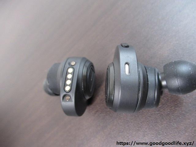 audio-technica ATH-CKR7TW イヤホン2