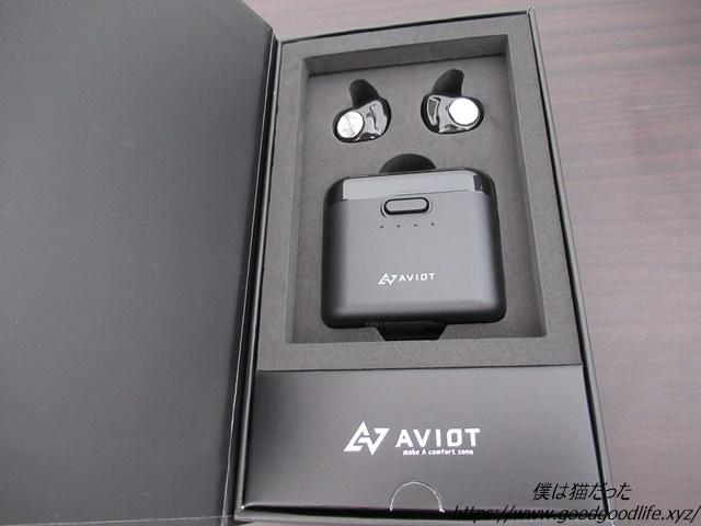 AVIOT TE-D01d 箱出し