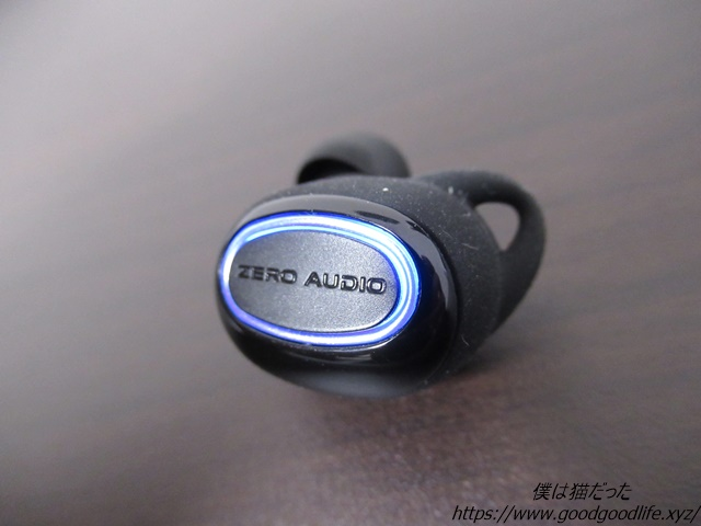 TWZ-1000 True Wireless Zero フィン付き