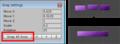 24-3-ブロックをSnap Settingsで整列
