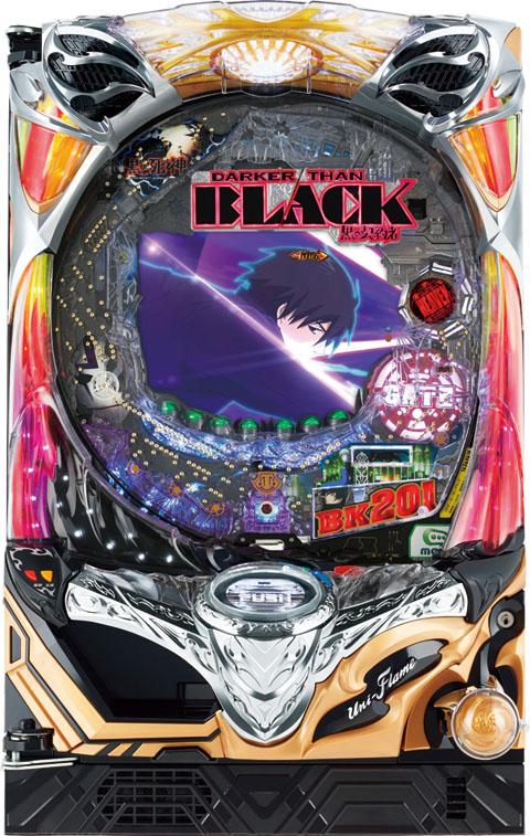 CR ダーガーザンブラック -黒の契約者-