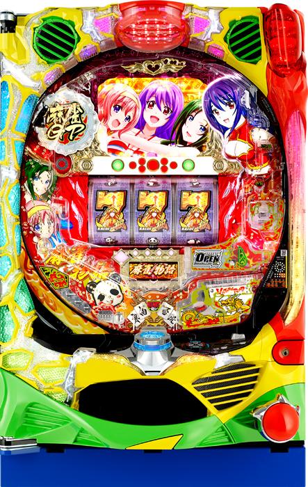 CR 麻雀物語~役満乱舞のドラム大戦~ 99ver.
