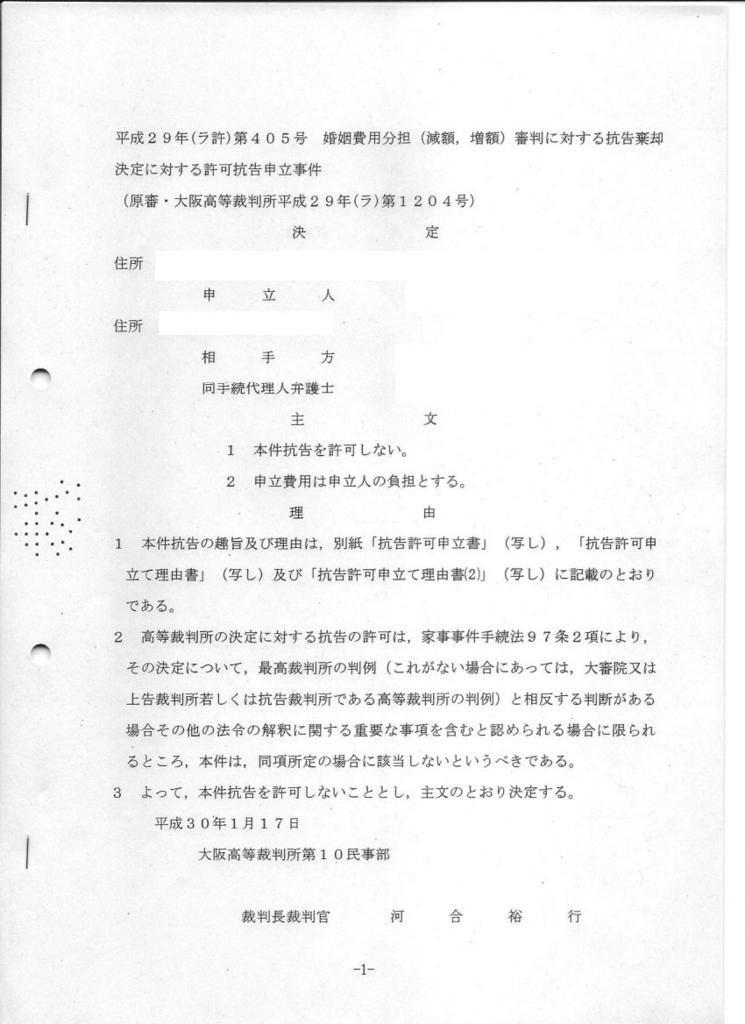裁判官 河合裕行 濱谷由紀 丸山徹