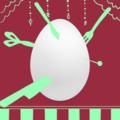 アイコン卵 ミドリ
