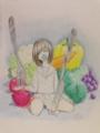 彩りと無菌の食卓