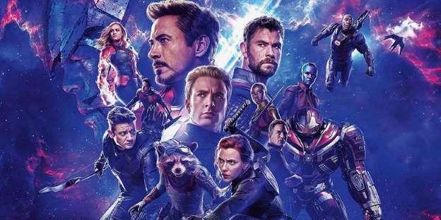 Download Avengers Endgame 2019 Dvdrip All Subtitle