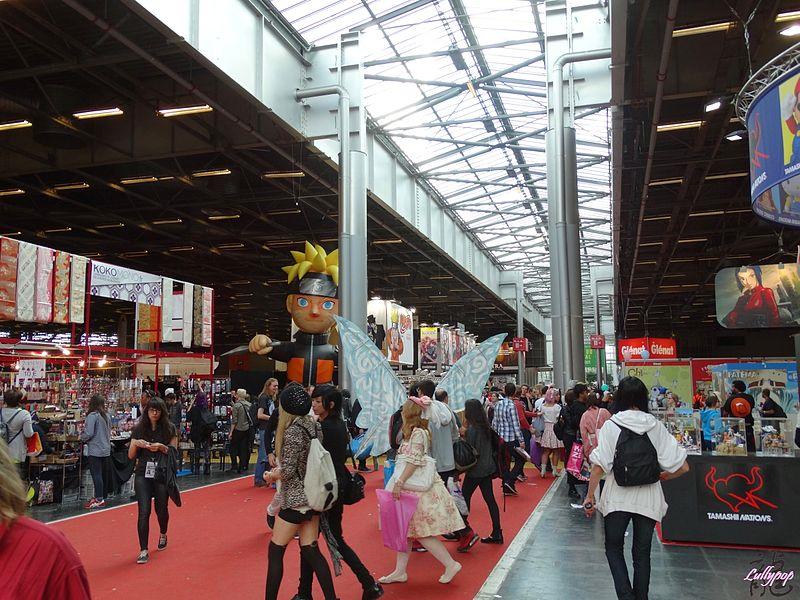 1 japan expo2017 - Japan expo paris 2017 ...