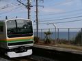 [鉄道][東海道線]東海道線-根府川駅