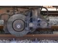 [鉄道][台車][相鉄][ローアングル]相鉄5000系ディスクブレーキまわり