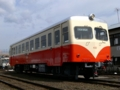 [鉄道]2006-04-09 鹿島鉄道キハ432 石岡駅(許可を得て撮影)