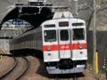 [鉄道][東急]2006-03-24 トンネルを抜ける東急8500系(400x300)