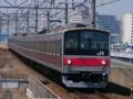 [鉄道][205系][京葉線]205系 元ケヨ23編成 舞浜駅